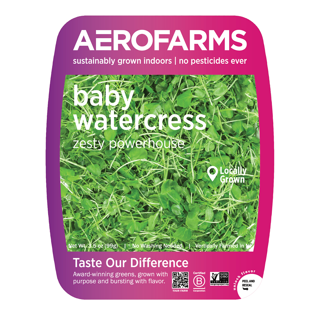 vertical farming technology, AeroFarms